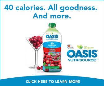 Oasis Nutrisource Contest + Twitter Party