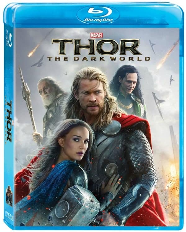 Marvel's Thor: The Dark World Blu-ray Review