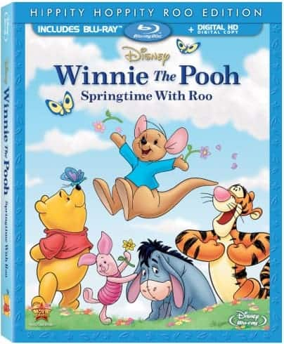 Winnie the Pooh: Springtime with Roo Blu-ray Review
