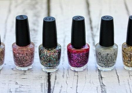 Spotlight on Glitter by OPI Review