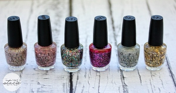Spotlight on Glitter by OPI Review