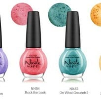 Nicole by OPI Roughles
