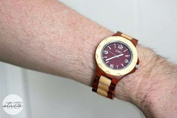 JORD Wood Watch Review