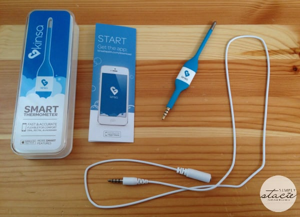 Kinsa Smart Thermometer Review
