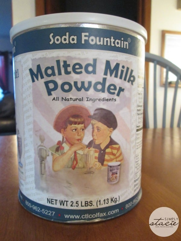 Soda Fountain Malted Milk Powder Review
