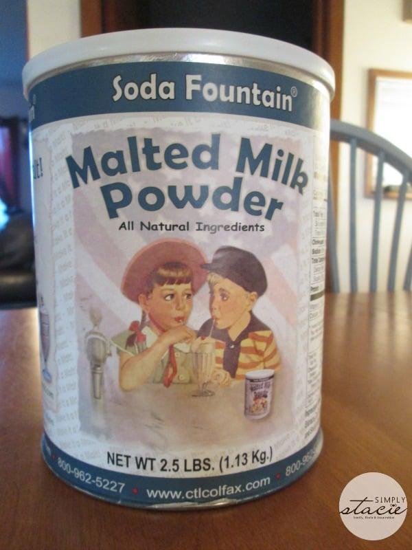 Soda Fountain Malted Milk Powder Review