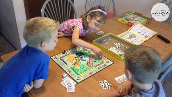 Monopoly Junior Review