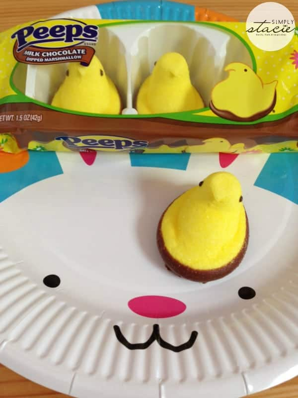 Peeps for Easter #Peepsonality