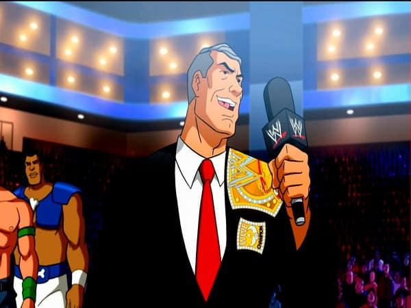 Scooby-Doo Wrestlemania