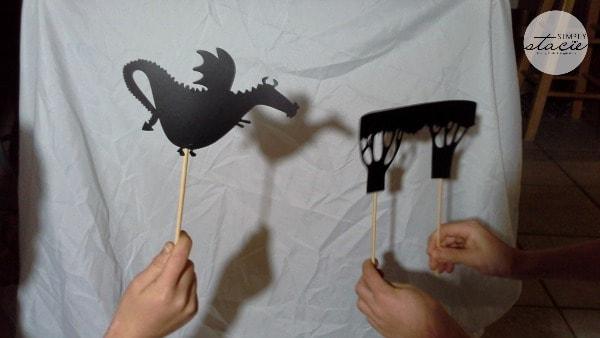 Les Petit Merveilles Nighttime Shadow Puppets Review