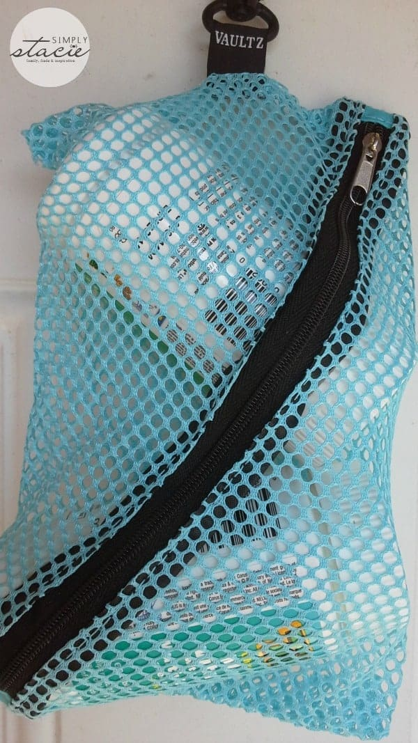 Vaultz Mesh Medicine Storage Bags Review