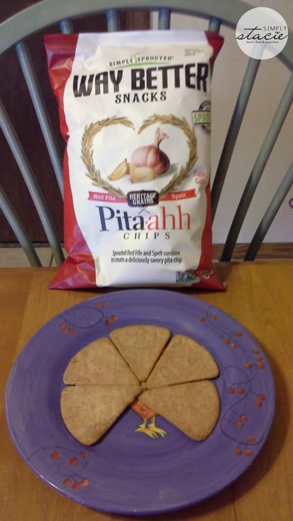 Way Better Snacks Pita-ahh Chips Review