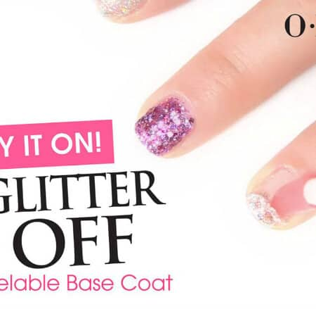 Glitter Off by OPI Review