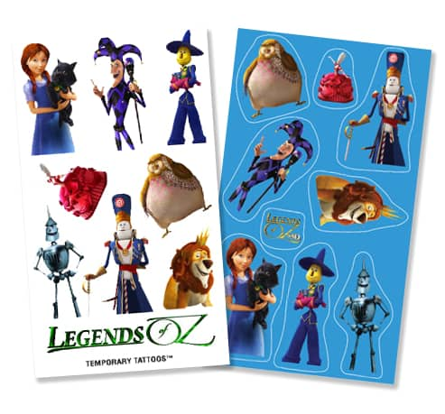 Legends of Oz: Dorothy's Return Giveaway #LegendsofOz