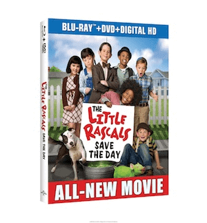 The Little Rascals Save The Day Blu-ray + DVD Review
