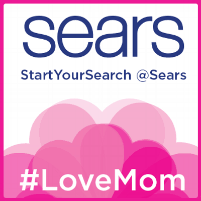 Join Sears #LoveMom Mother's Day Twitter Party on May 2 at 1pm EST