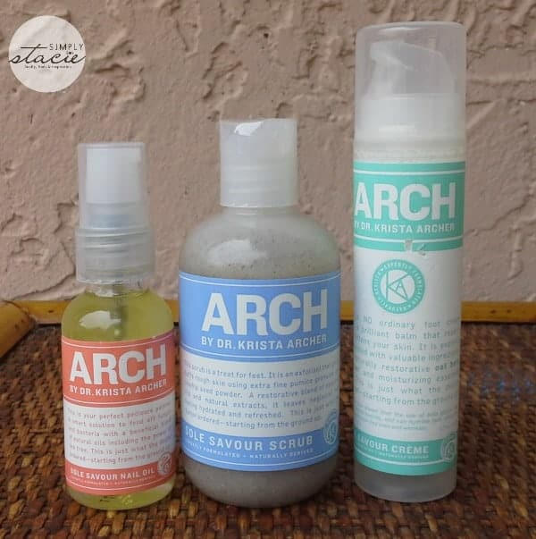 ARCH Sole Savour by Dr. Krista Archer Review