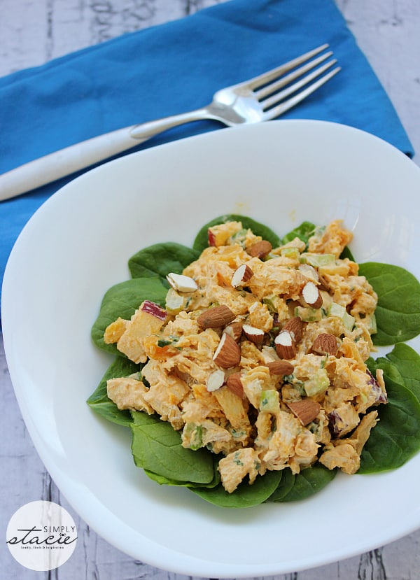 curried chicken salad1