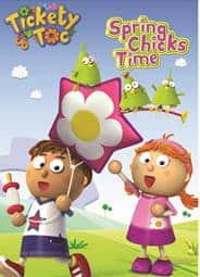 Tickety Toc: Spring Chicks Time DVD Review