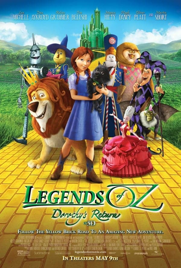 Legends of Oz: Dorothy's Return Trailer #LegendsofOz