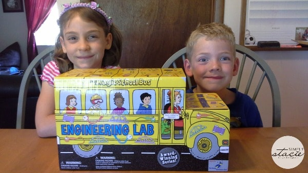 The Magic School Bus Engineering Lab Review