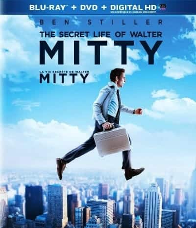 The Secret Life of Walter Mitty Blu-ray + DVD Review