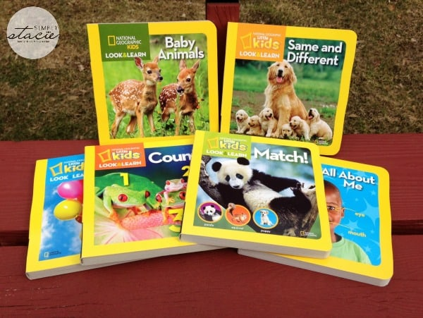 National Geographic Kids Look & Learn Review