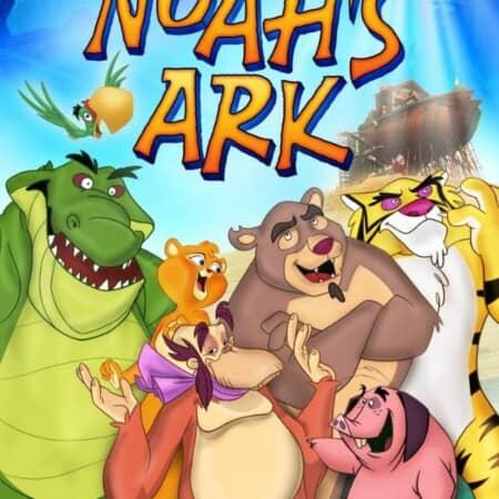 Noah's Ark DVD Review