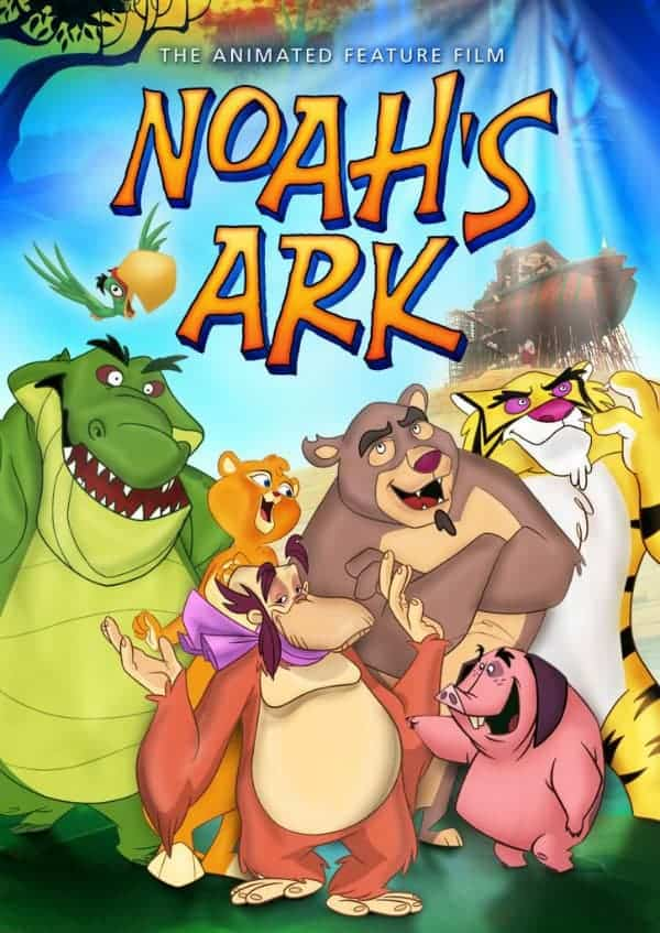Noah's Ark DVD Review