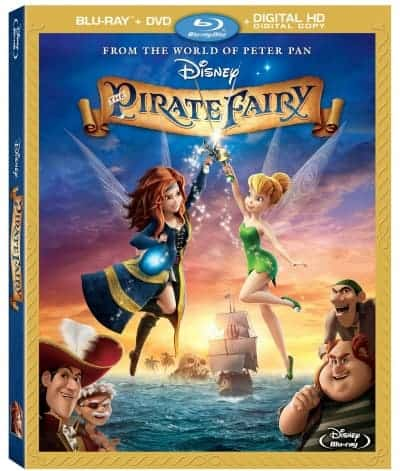 The Pirate Fairy Blu-ray + DVD Review