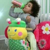 Playtex® Twist 'n Click™ PlayTime Spout Cup Review #MomTrust