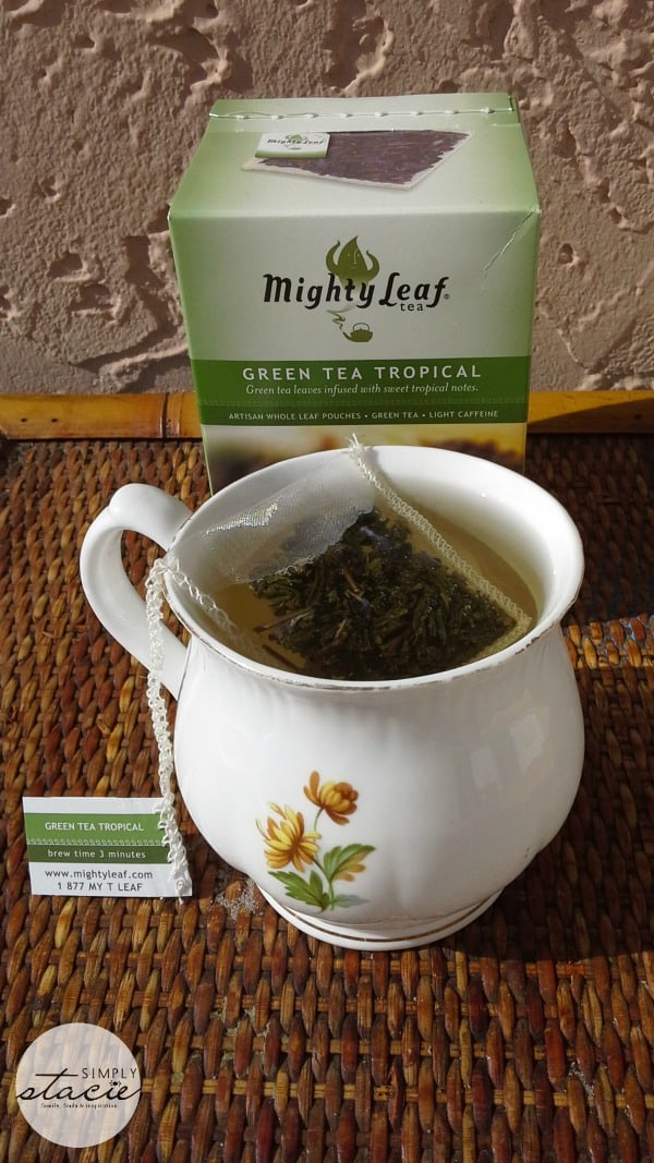 Mighty Leaf Tea Review