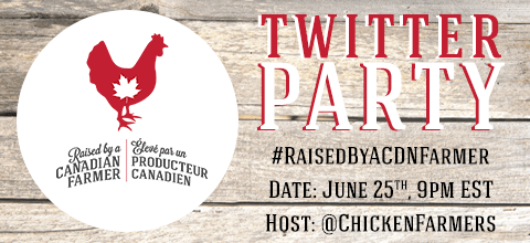 #RaisedByACDNFarmer Twitter Party