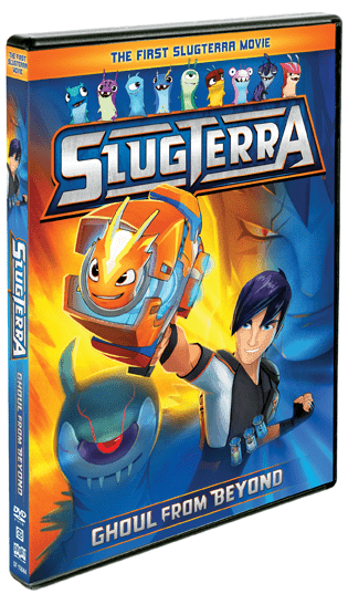 Slugterra: Ghoul From Beyond DVD Review