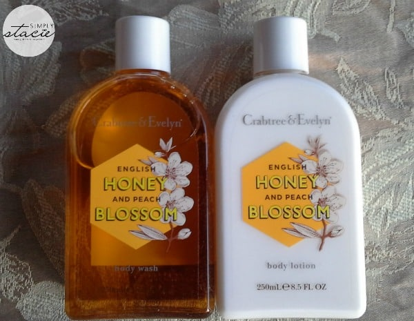 Crabtree & Evelyn English Honey and Peach Blossom Review