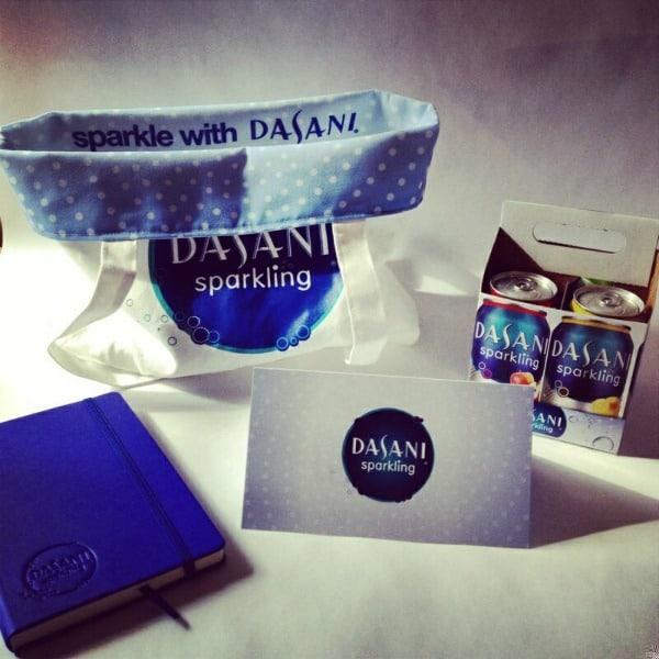 dasani sparkling prize