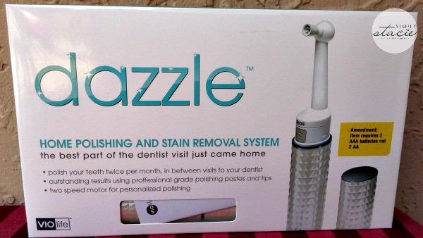 Dazzle Luxe Home Polishing and Stain Removal System Review