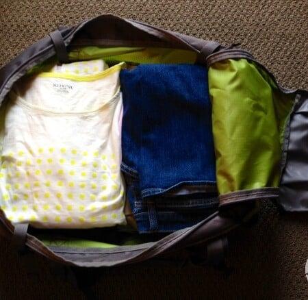 Eddie Bauer Rolling Commuter Duffel Bag Review