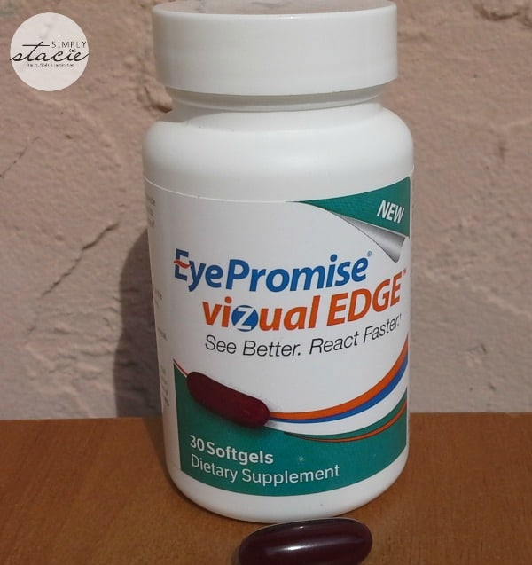 EyePromise vizual EDGE Vitamins Review