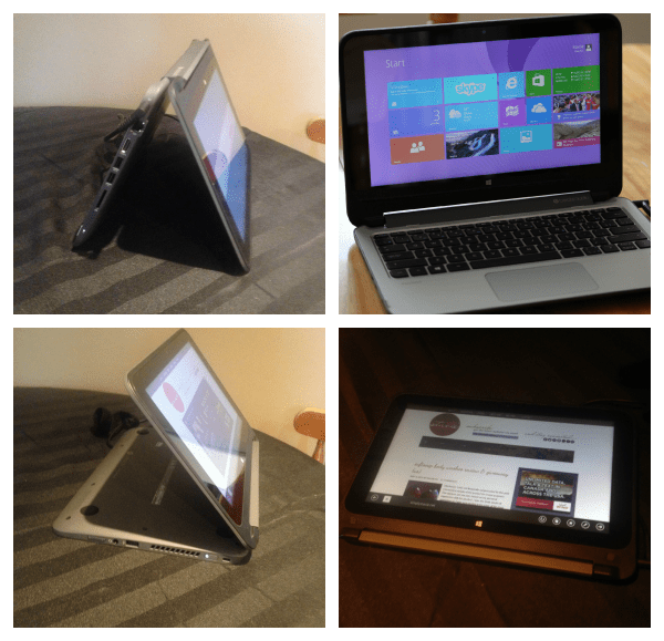 hp pavilion collage