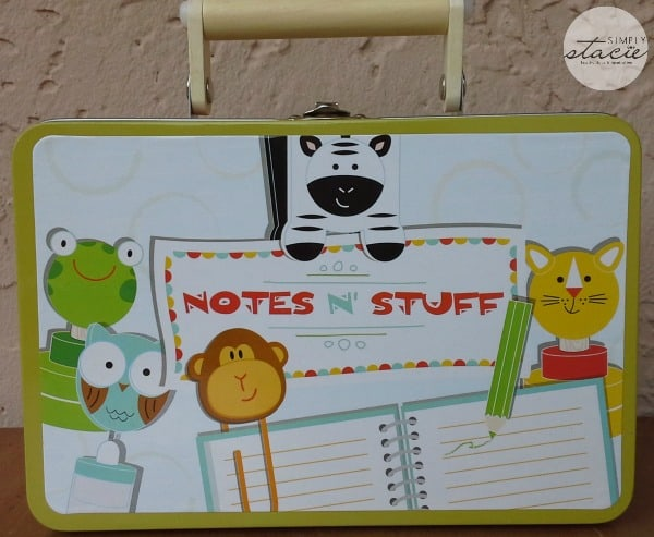 Imagine I CAN Notes 'N Stuff Stationery Set Review
