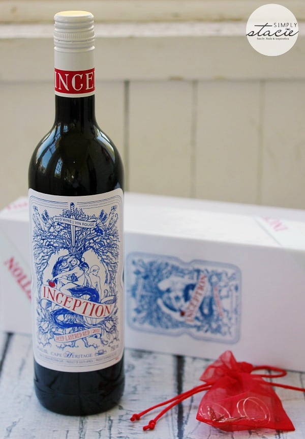 Inception Red Wine Debuts This Spring