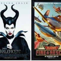 We're Invited to Los Angeles for #MaleficentEvent and #FireandRescueEvent