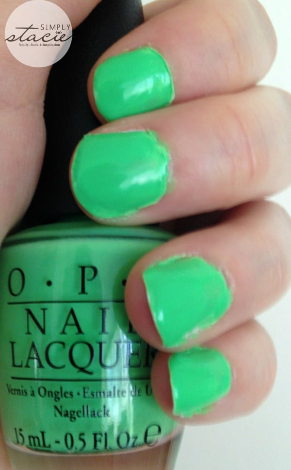 Neons by OPI Review