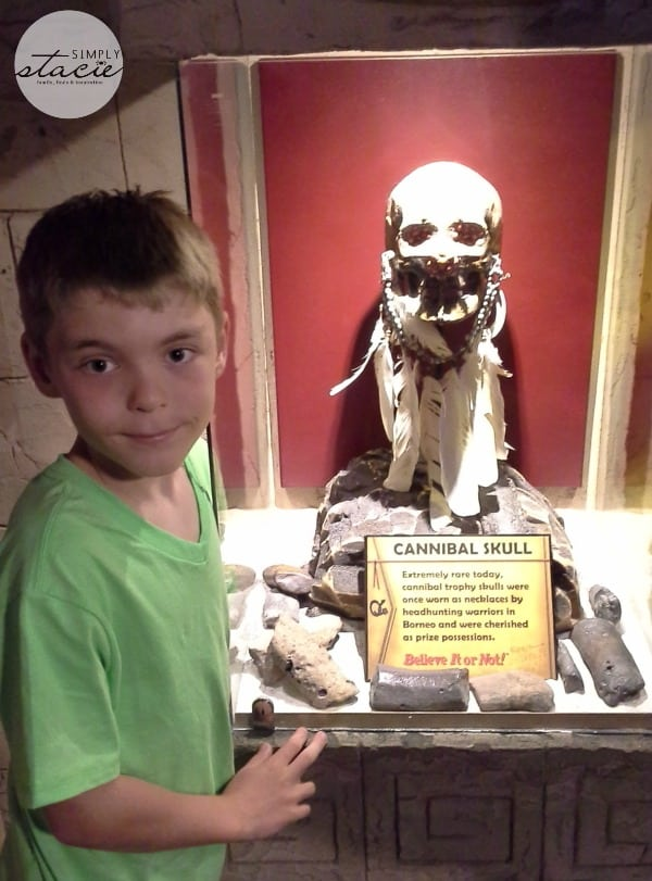 A Visit to Ripley's Believe It or Not! Museum
