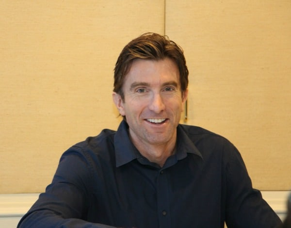 Sharlto Copley on Onset Pranking, Playing the Villain, and Preparing for his Role #MaleficentEvent