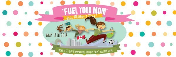 Fuel Your Mom this Mother's Day #MomsWisdom