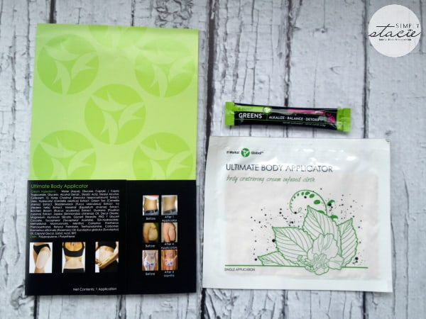 It Works! Skinny Wraps Review