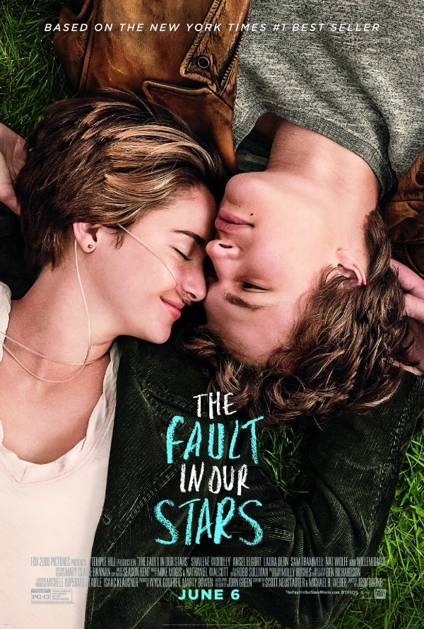 The Fault in Our Stars Trailer #TFIOS