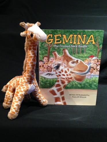 Gemina: The Crooked-Neck Giraffe Review